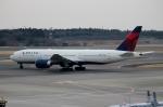 ハピネスさんが、成田国際空港で撮影したデルタ航空 777-232/LRの航空フォト(飛行機 写真・画像)