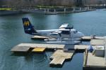 小弦さんが、バンクーバー・ハーバー・ウォーター空港で撮影したウェスト・コースト・エア DHC-6-100 Twin Otterの航空フォト(写真)