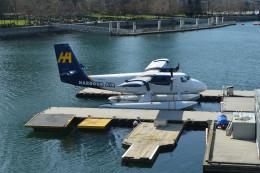 小弦さんが、バンクーバー・ハーバー・ウォーター空港で撮影したウェスト・コースト・エア DHC-6-100 Twin Otterの航空フォト(飛行機 写真・画像)
