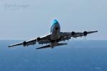 EarthScapeさんが、プリンセス・ジュリアナ国際空港で撮影したKLMオランダ航空 747-406の航空フォト(写真)