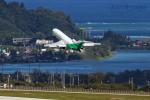 EarthScapeさんが、アントニオ・B・ウォン・パット国際空港で撮影したアジア・パシフィック・エアラインズ 727-223(F)の航空フォト(写真)