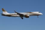 ゴンタさんが、マッカラン国際空港で撮影したMGMミラージュ ERJ-190-100 ECJ (Lineage 1000)の航空フォト(写真)