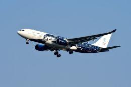 まいけるさんが、スワンナプーム国際空港で撮影したハイフライ航空 A330-223の航空フォト(写真)