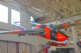 りんたろうさんが、シュパイアー飛行場で撮影したスイス空軍 DH.100 Vampire FB5の航空フォト(飛行機 写真・画像)