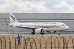 xingyeさんが、瀋陽桃仙国際空港で撮影したチベット航空 A320-214の航空フォト(写真)