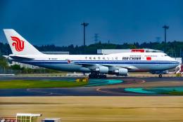 咲夜さんが、成田国際空港で撮影した中国国際航空 747-4J6の航空フォト(写真)