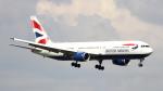 誘喜さんが、ロンドン・ヒースロー空港で撮影したブリティッシュ・エアウェイズ 767-336/ERの航空フォト(写真)