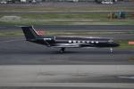 シュウさんが、羽田空港で撮影した不明 G500/G550 (G-V)の航空フォト(写真)