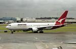 wunalaさんが、シドニー国際空港で撮影したカンタス航空 767-238/ERの航空フォト(写真)