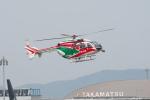 たにやん99さんが、高松空港で撮影した香川県防災航空隊 BK117C-2の航空フォト(写真)