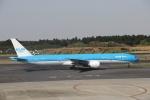 wingace752さんが、成田国際空港で撮影したKLMオランダ航空 777-306/ERの航空フォト(写真)