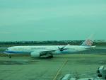 エアキヨさんが、台湾桃園国際空港で撮影したチャイナエアライン A350-941XWBの航空フォト(写真)