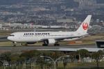 HEATHROWさんが、伊丹空港で撮影した日本航空 767-346/ERの航空フォト(写真)