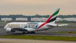 nrtbase_sigmaさんが、成田国際空港で撮影したエミレーツ航空 A380-861の航空フォト(写真)