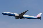 syu〜さんが、新千歳空港で撮影したチャイナエアライン 777-309/ERの航空フォト(写真)