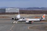syu〜さんが、新千歳空港で撮影したジェットスター・ジャパン A320-232の航空フォト(写真)