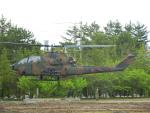 @あきやんさんが、久居駐屯地で撮影した陸上自衛隊 AH-1Sの航空フォト(写真)