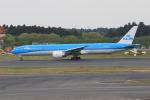 みるぽんたさんが、成田国際空港で撮影したKLMオランダ航空 777-306/ERの航空フォト(写真)