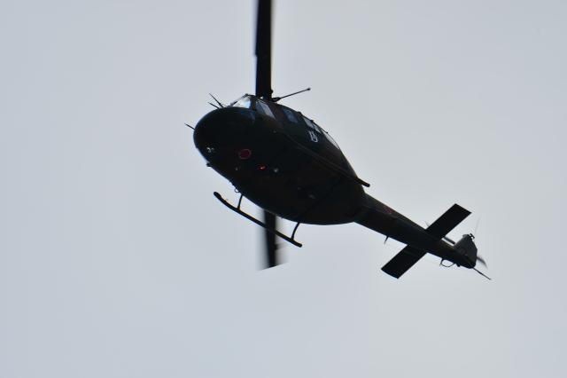 @あきやんさんが、駒門駐屯地で撮影した陸上自衛隊 UH-1Jの航空フォト(飛行機 写真・画像)
