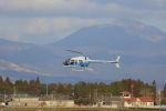 チャリチャリさんが、鹿児島空港で撮影したベルヘリコプター 505 Jet Ranger Xの航空フォト(写真)