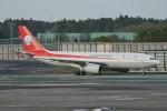 シュウさんが、成田国際空港で撮影した四川航空 A330-243の航空フォト(写真)