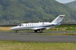 Gambardierさんが、岡南飛行場で撮影したアルペン 525A Citation CJ2の航空フォト(写真)