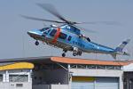 NIKKOREX Fさんが、群馬ヘリポートで撮影した群馬県警察 A109E Powerの航空フォト(写真)