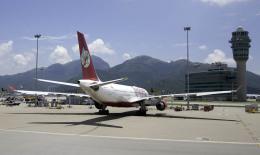 planetさんが、香港国際空港で撮影したキングフィッシャー航空 A330-223の航空フォト(飛行機 写真・画像)