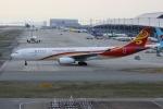 uhfxさんが、関西国際空港で撮影した香港航空 A330-343Xの航空フォト(写真)