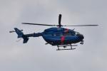 Timothy✈︎NRTさんが、成田国際空港で撮影した千葉県警察 BK117C-2の航空フォト(写真)