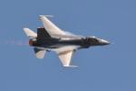 sukiさんが、芦屋基地で撮影したアメリカ空軍 F-16CM-50-CF Fighting Falconの航空フォト(写真)