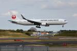 prado120さんが、成田国際空港で撮影した日本航空 767-346/ERの航空フォト(写真)