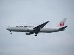 Tき/九州急行さんが、羽田空港で撮影した日本航空 767-346の航空フォト(写真)