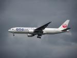 Tき/九州急行さんが、羽田空港で撮影した日本航空 777-246の航空フォト(写真)