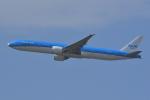 sepia2016さんが、成田国際空港で撮影したKLMオランダ航空 777-306/ERの航空フォト(写真)