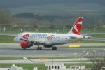 pringlesさんが、ウィーン国際空港で撮影したチェコ航空 A319-112の航空フォト(写真)