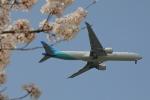 じゃりんこさんが、成田国際空港で撮影したガルーダ・インドネシア航空 777-3U3/ERの航空フォト(写真)