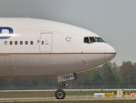gomaさんが、ミュンヘン・フランツヨーゼフシュトラウス空港で撮影したユナイテッド航空 777-222/ERの航空フォト(写真)