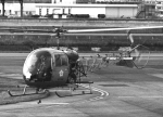 チャーリーマイクさんが、広島西飛行場で撮影した広島県警察 Bell 47G3B-KH4の航空フォト(写真)
