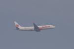 eagletさんが、シンガポール・チャンギ国際空港で撮影したライオン・エア 737-9GP/ERの航空フォト(写真)
