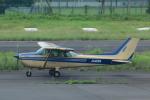 Mizuki24さんが、調布飛行場で撮影した東京航空 172P Skyhawk IIの航空フォト(写真)