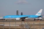 OS52さんが、成田国際空港で撮影したKLMオランダ航空 777-206/ERの航空フォト(写真)