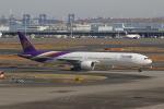 MA~RUさんが、羽田空港で撮影したタイ国際航空 777-3AL/ERの航空フォト(写真)