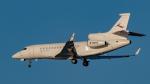 AY_A350さんが、羽田空港で撮影した金鹿航空 Falcon 7Xの航空フォト(写真)
