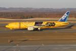 sumihan_2010さんが、新千歳空港で撮影した全日空 777-281/ERの航空フォト(写真)
