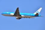 Orange linerさんが、成田国際空港で撮影したKLMオランダ航空 777-206/ERの航空フォト(写真)