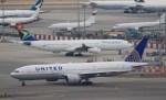 NH642さんが、香港国際空港で撮影した南アフリカ航空 A340-313Xの航空フォト(写真)