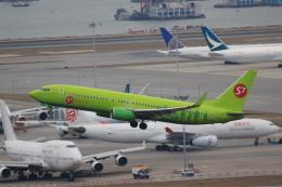 航空フォト:VQ-BRR S7航空 737-800