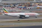 NH642さんが、香港国際空港で撮影したエチオピア航空 777-F60の航空フォト(写真)