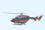 non-nonさんが、浜松基地で撮影した静岡県消防防災航空隊 BK117C-1の航空フォト(写真)